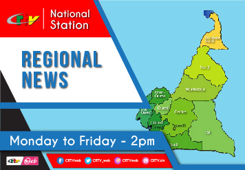 The Regional News of April 8, 2021 on CRTV