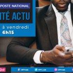 Invité ACTU de la CRTV du 05 Mai 2021