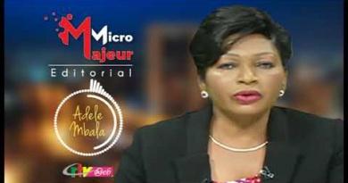 Micro Majeur: Point d'Interrogation avec Adèle Mballa – 18 Janvier 2021