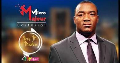 Micro Majeur  de la CRTV du 14 Mai 2021: Yves Marc MEDZO – Tout compte fait