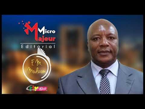 Micro Majeur : François Marc MODZOM – 13 Avril 2021