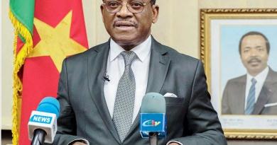 Déclaration du Premier Ministre du 05 Mars 2021 sur le COVID 19 sur CRTV