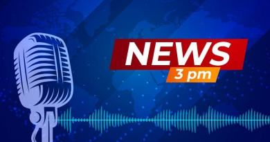 The 3pm Radio Newscast of October 24, 2021 on CRTV