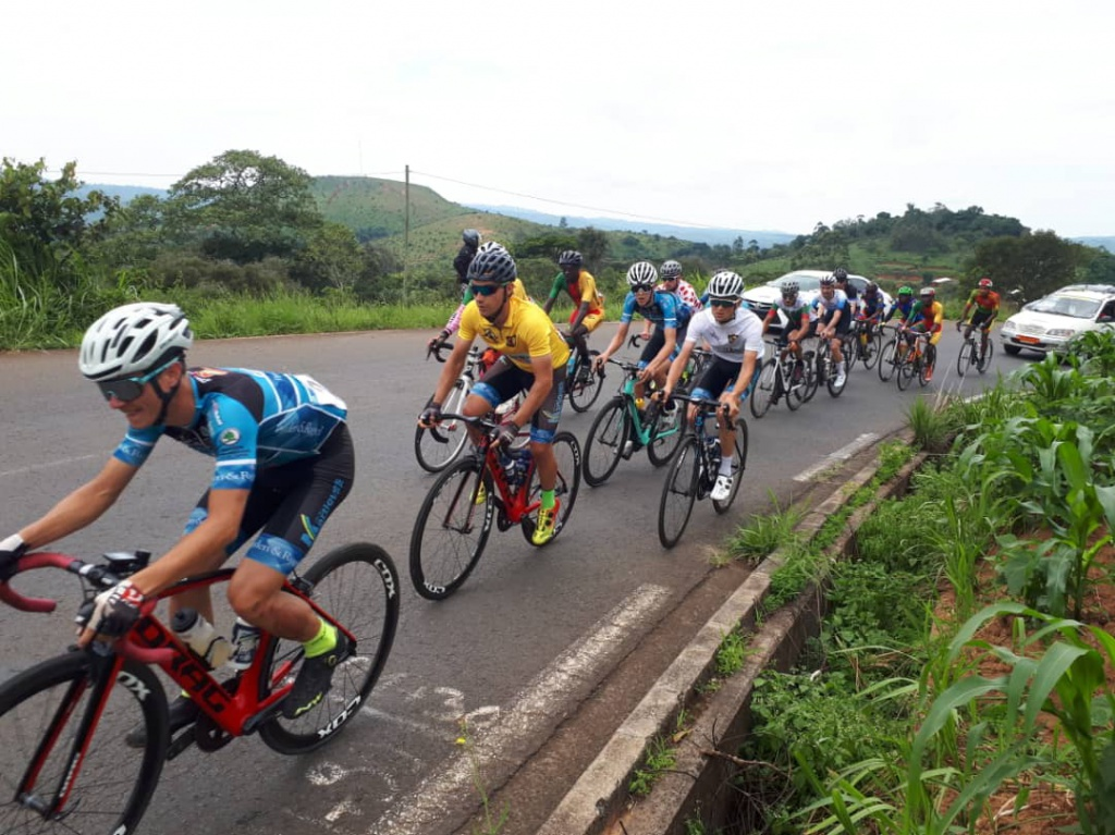 Cameroon International Cycling Tour Day 3