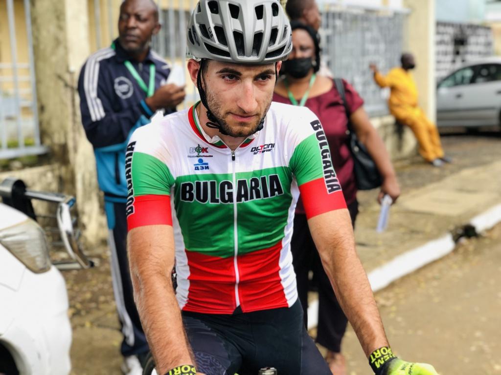 Petar Dimitrov, Day 3 winner