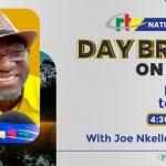 Day Break Guest of July 27, 2021 on CRTV
