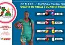 #AFCONHandball: Cameroon to host Nigeria at the Quarter finals