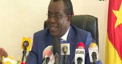 Communication Gouvernementale Joseph LE et Etoundi NGOA face à la Presse  du 30 Juillet 2021