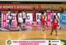 #Afrobasketwomen2021 : Eight teams battle for a quarter final ticket