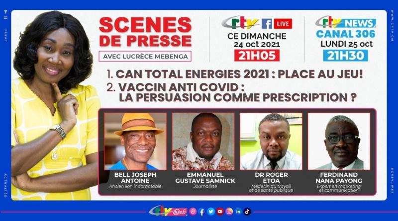 Scènes de Presse