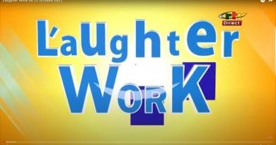 Laugther Work  du 22 Octobre 2021