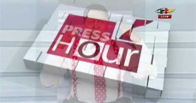 Press Hour of October 24, 2021 on CRTV